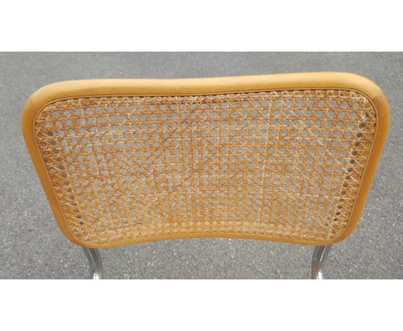 Paire de chaises B32 par Marcel Breuer