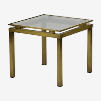Table basse Belgochrom