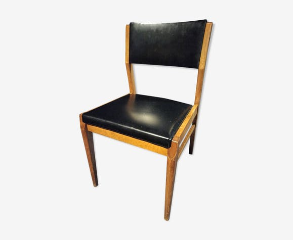 Chaise vintage scandinave