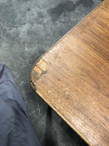 Table antique 18eme