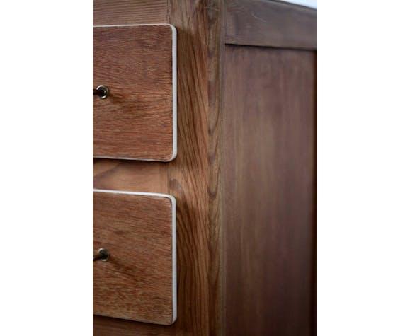 Commode vintage 3 tiroirs