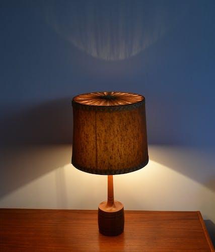 Lampe style danois par AB Stilarmatur Tranås, Suède, années 1960
