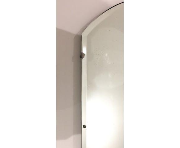 Miroir art déco 45 X 32 cm