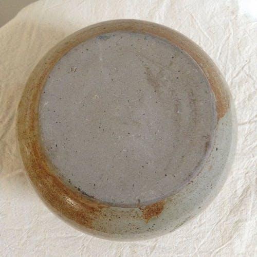 Stoneware vase