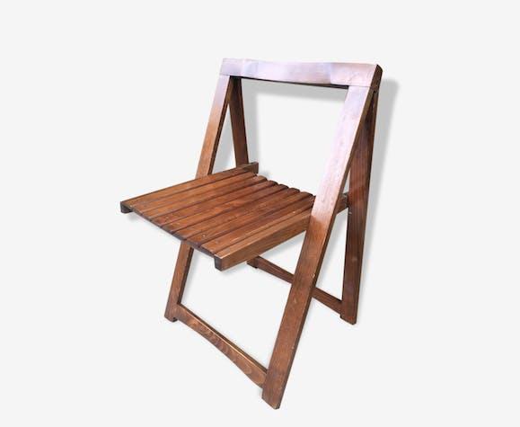 design Jacober d'Aldo pour Bazzani pliante Chaise 1966 E2IWDH9Y