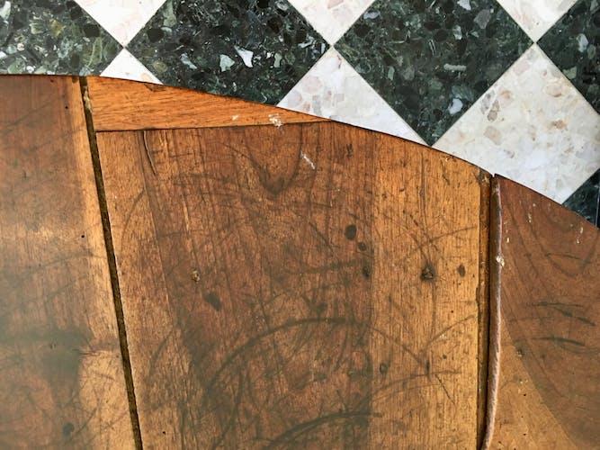 Table à abattants 19ème siècle