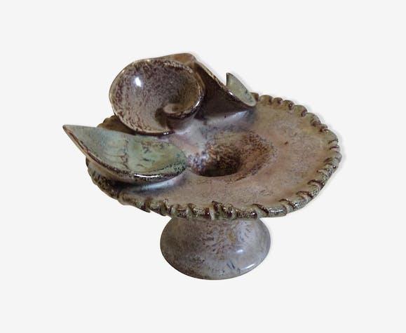 Bougeoir en céramique