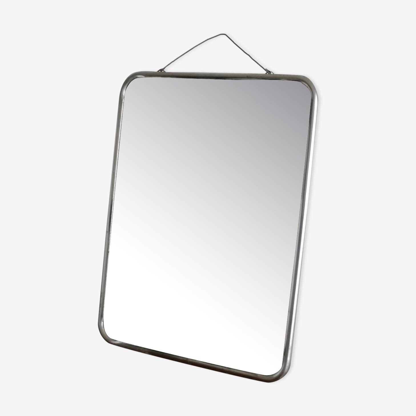 Miroir de barbier vintage 19x23cm