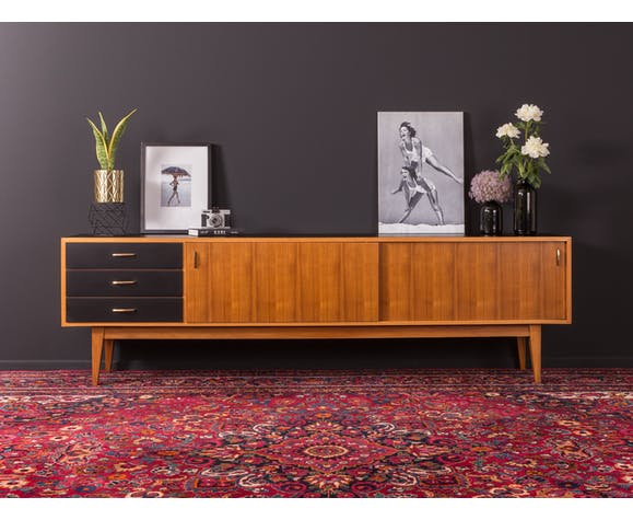 Walnut sideboard from the 1950