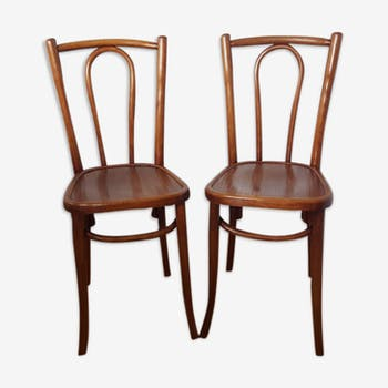 Bistro chair duo