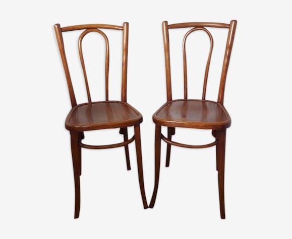 Lot de chaises bistrot