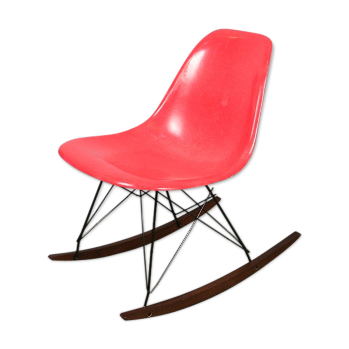 chaise eames bascule finest chaise enfant eames bascule. Black Bedroom Furniture Sets. Home Design Ideas