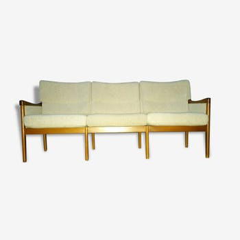 Sofa sofa Scandinavian Casala years 50/60
