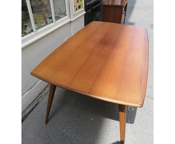 Table de salle à manger scandinave 1960