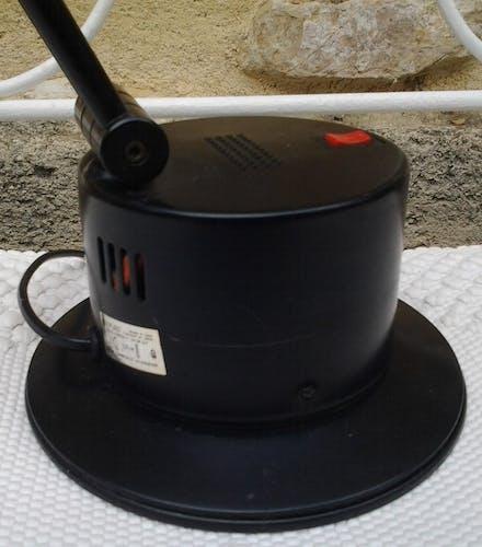 Lampe de bureau éditeur Stilplast Italie Circa 1980