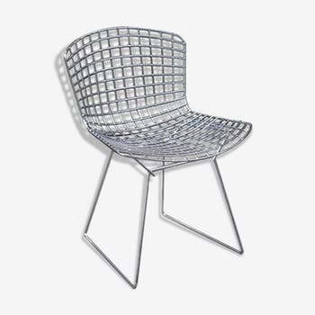 Awesome Chaise Wire De Harry Bertoia Pour Knoll With