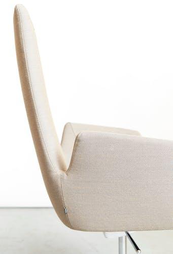 Chaise de bureau Jehs & Foliage Cordia Plus pour le CdR
