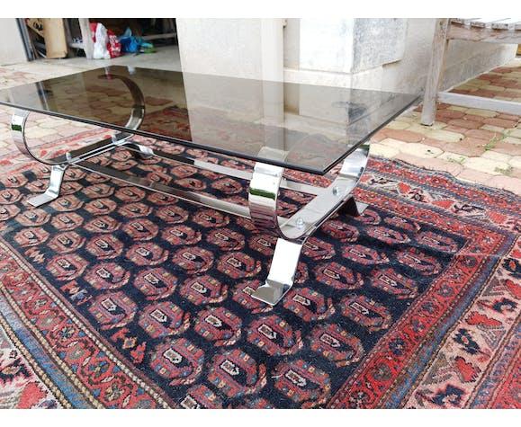 Table de salon vintage design