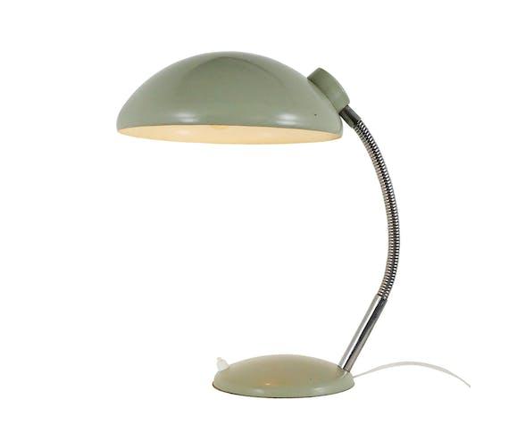 Lampe industrielle de bureau, des années 50