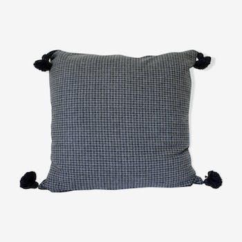 Coussin de sol en laine