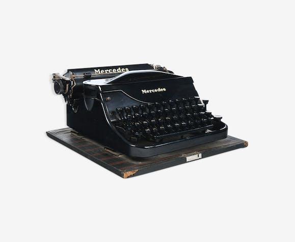 Machine à écrire Mercedes Circa 1910