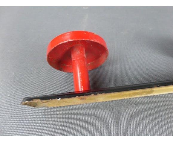 Portemanteaux design 1950 en métal