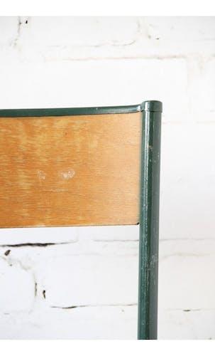 Chaise Mullca vert type 510