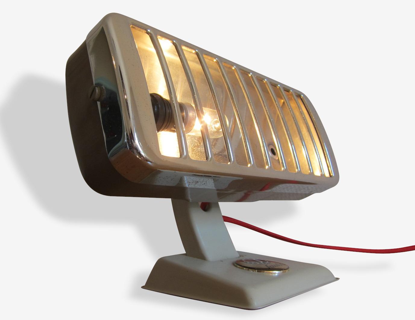 Lampe radiateur Sauter