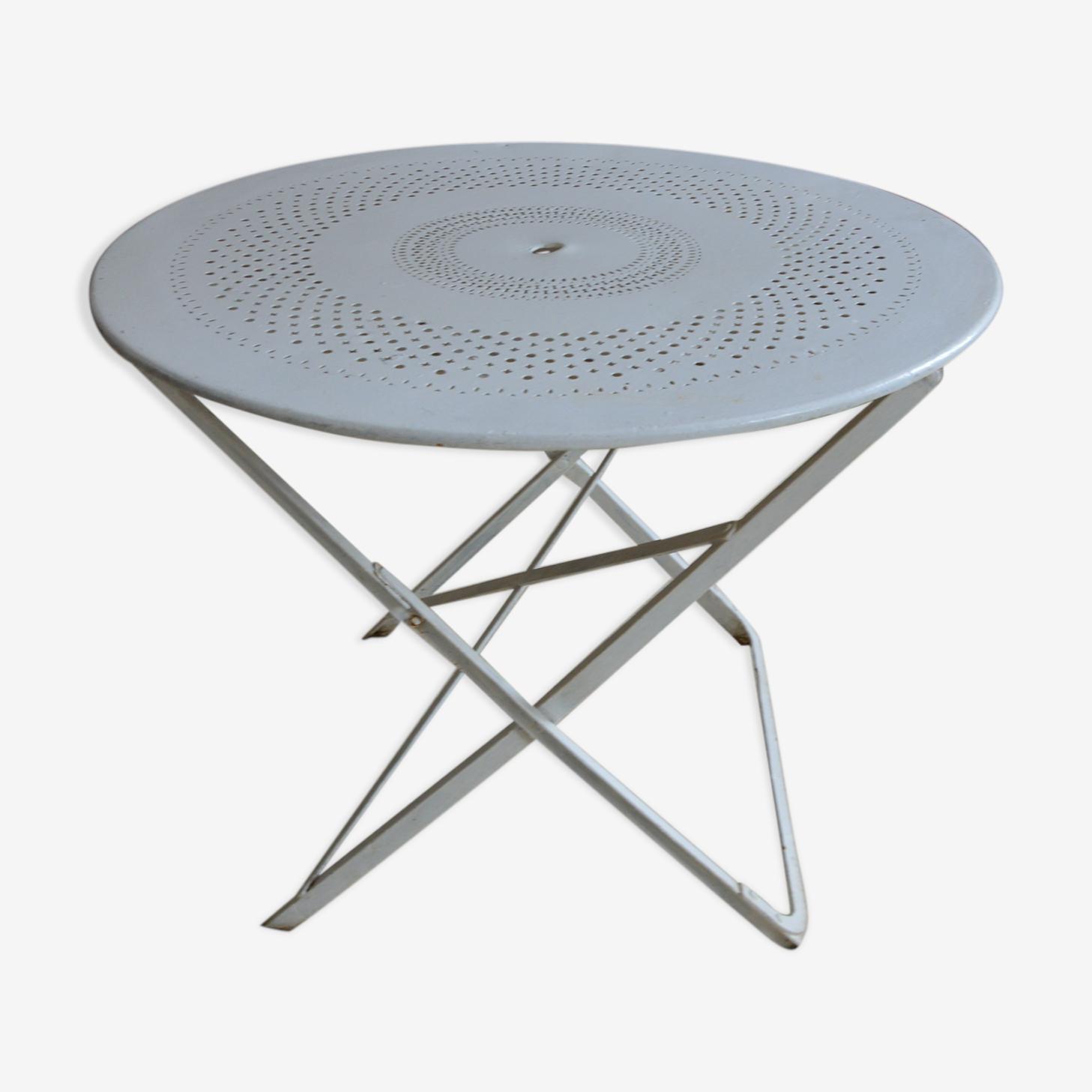 Table folding iron Fermob