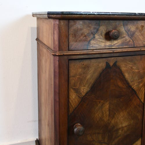 1920's bedside table/cabinet