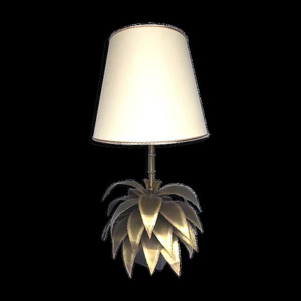 Lampe ananas vintage années 60/70