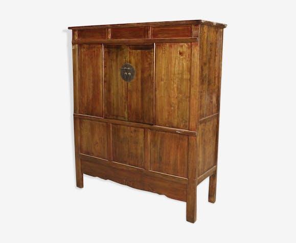 Buffet in solid wood, twentieth