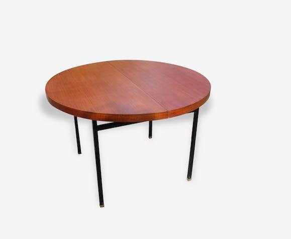 table ronde paul geoffroy pour roche bobois