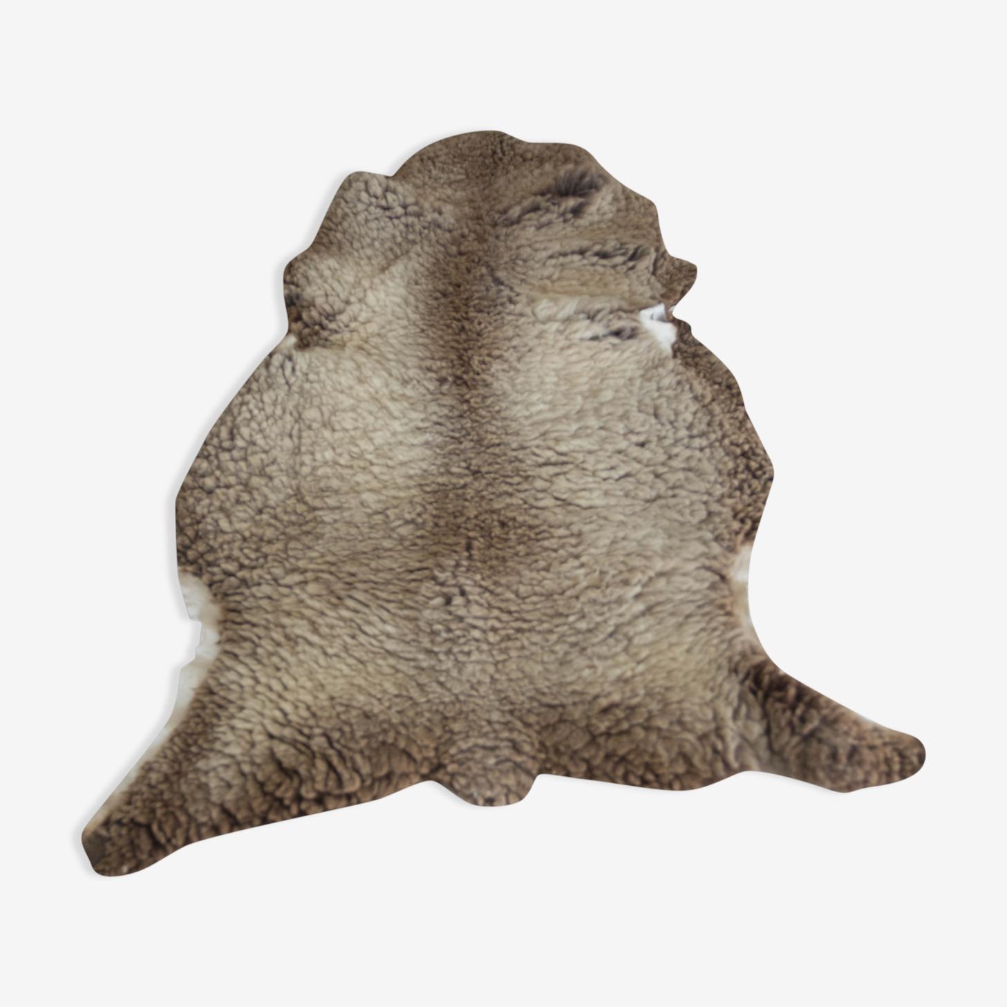Peau de mouton 105x60cm