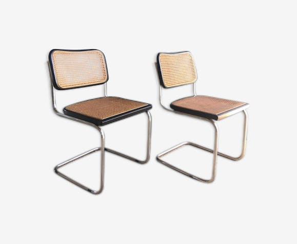Chaises par Marcel Breuer