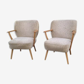 Pair of armchairs 1950