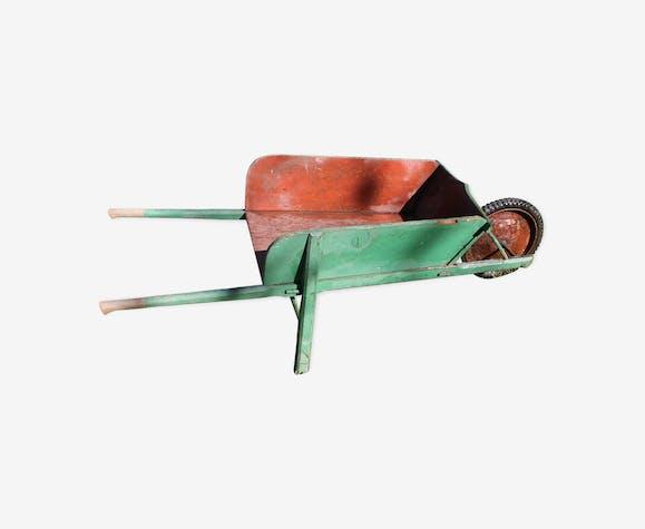 Brouette de balcon des années 50