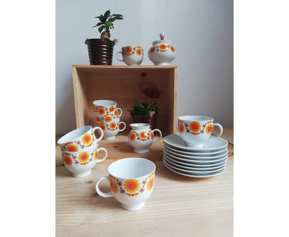 Bavaria vintage set from the 70s