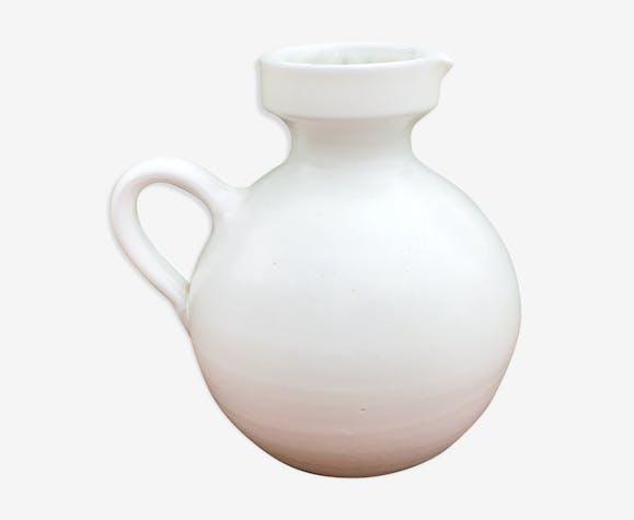 Pitcher earthenware Gérard Hofmann Vallauris vintage design 50-60-70-80