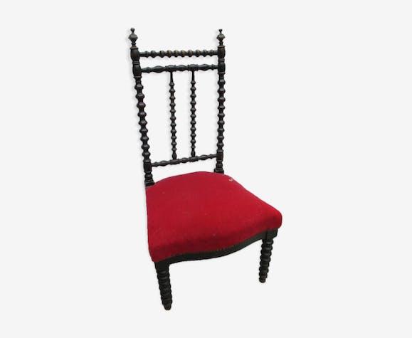 Chaise De Nourrice Napoleon Lll