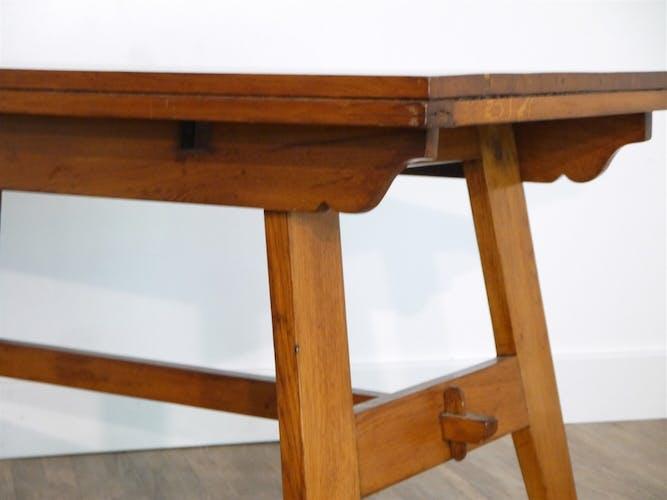 "Table de repas ""reconstruction"" de Rene Gabriel 1950"