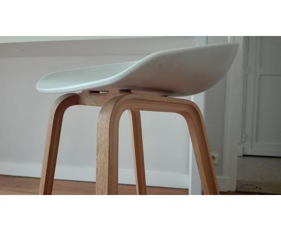 Lot de 6 chaises hautes About a stool