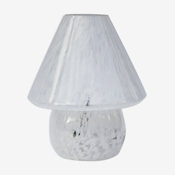 Lampe champignon Murano de 1970