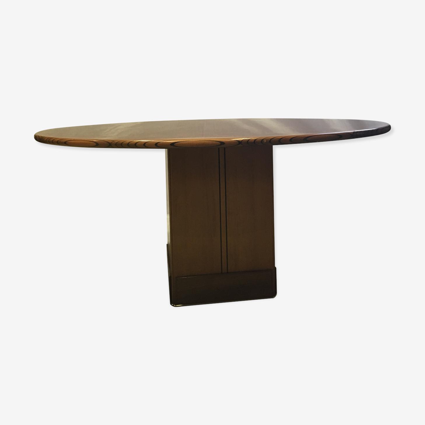 Table ronde par Tobia et Afra Scarpa  édition Artona