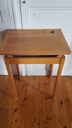 Vintage schoolboy desk