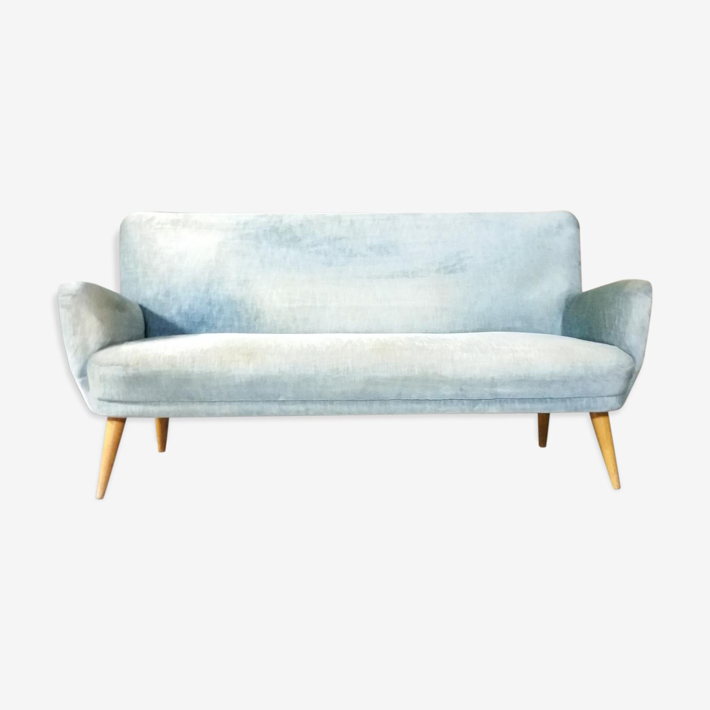 Canapé sofa année 50-60