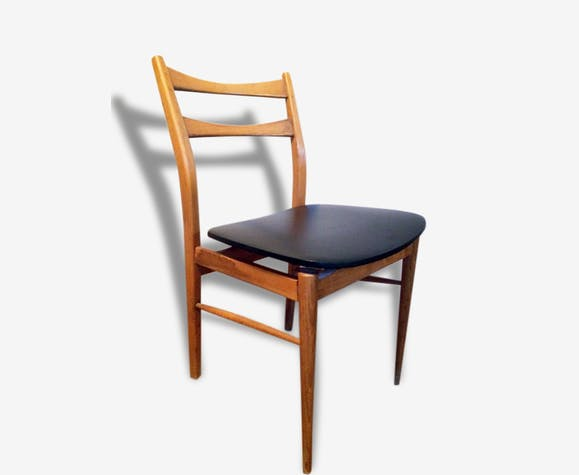 Chaise Vintage Esprit Scandinave Annees 60