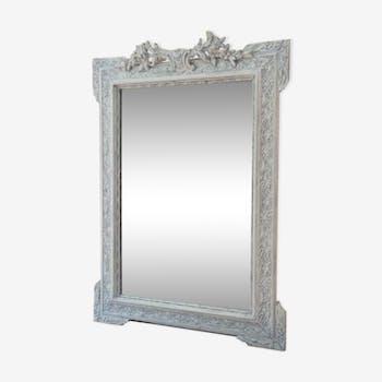 Miroirs vintage et anciens d 39 occasion for Fond miroir