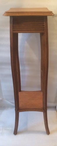 Solid wood harness