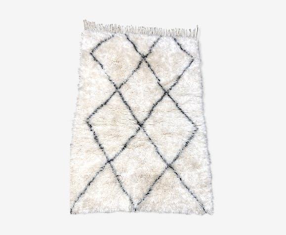 Carpet Berber Moroccan Beni Ouarain Marmoucha 1, 63 x 1, 11